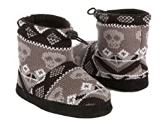 Boys Toggle Slipper Boot (7 Tod-3 Youth)