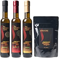 4-Pack The Smoked Olive Oil Collection