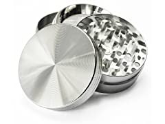 5-Piece Titanium Herb Grinder, Your Choice