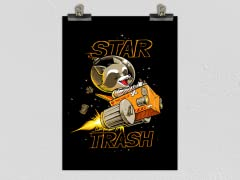 Star Trash Poster