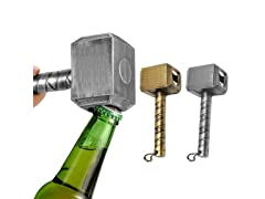 Thor Hammer Inspired Bottle Opener