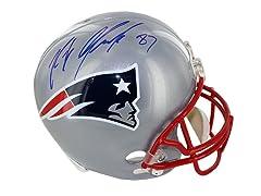 Rob Gronkowski Signed New England