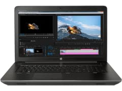 "HP ZBook G4 17"" 256GB Intel i7 Workstation"