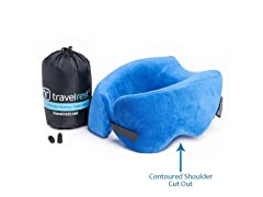 Travelrest - Ultimate Memory Foam Travel Pillow