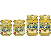 4-Pack Hungary Bees Acacia Honey