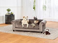 Manchester Velvet Sofa