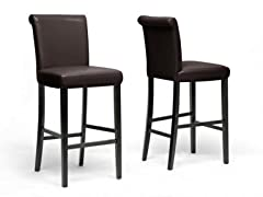 Bianca Bar Stool Set of 2
