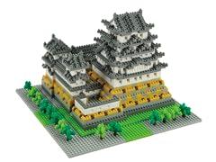 Nanoblock Deluxe Himeji Castle