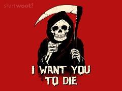 Death Choses You!