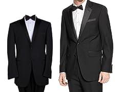 Men's 2 Piece, 2 Button Tuxedos