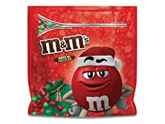 M&M'S Christmas Chocolate Candy Party Size