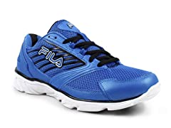Blue Fila Simitar Shoes (12.5 - 6.5)