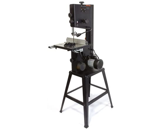 Wen 10 Inch Two Speed Band Saw With Stand And Worklight