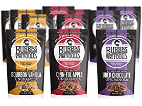 Bubba's Fine Foods UnGranola Mixed, 12pk