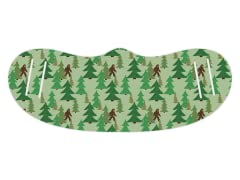 """Bigfoot Forest"" Face Mask - General Use"