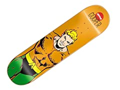 Almost Cooper Wilt Aquaman Skateboard