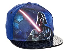 Darth Vader Sublimated Kids Baseball Cap