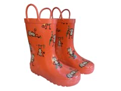 Monkey Rain Boots