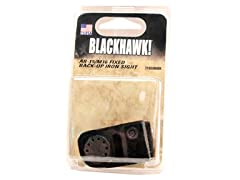 Blackhawk! Fixed Back Up Iron Sight