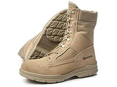 """Bates Durashock 8"""" Steel Toe Boots (7)"""