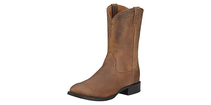 fc234e822cd Ariat Men's Heritage Roper Boot 11.5D