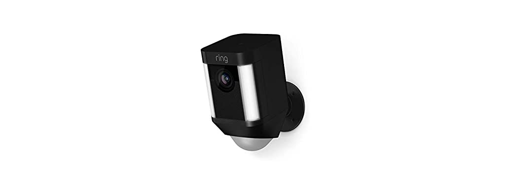 Ring Spotlight Cam Wired HD Security Camera