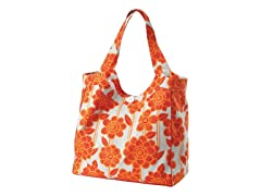 Kitsch'n Glam Tote Bag, Blood Orange Tart