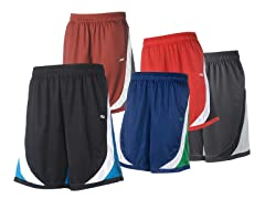 FILA Action Short, 4 Colors