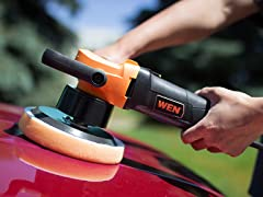 WEN Vortex Professional 6-Inch Polisher