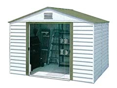 Spacemaker 10' x 12' Steel Shed