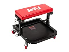 300 lbs Capacity Foldable Rolling Stool