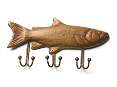 Fish Keyper Key Holder - Trout
