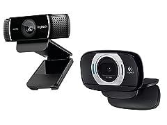 Logitech Webcams - Your Choice