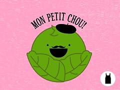 Mon Petit Chou Unisex Poly Cotton Tank