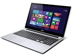 "Acer V5 UltraThin 15"" Touchscreen Laptop"