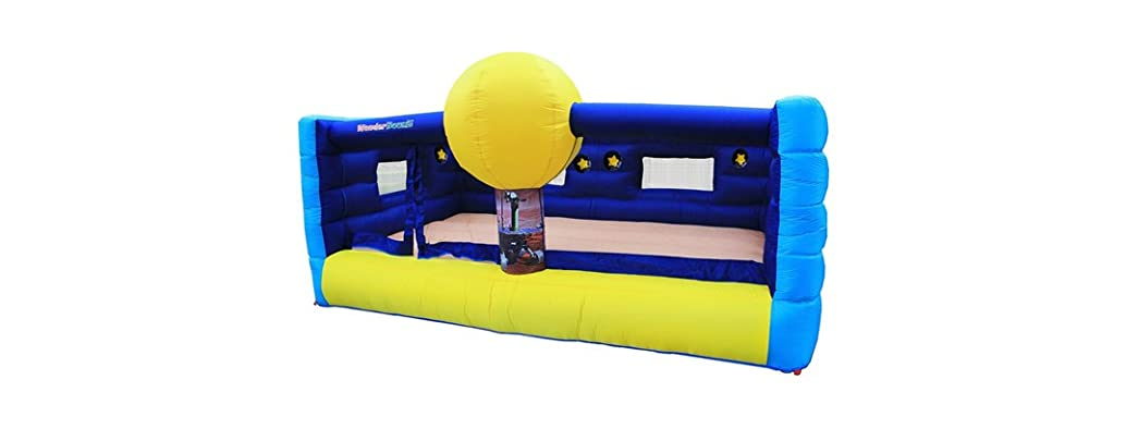 Wonderbounz Mars Landing Inflatable Bouncer w/ LED Game