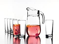 Soho 7 Piece Beverage Set