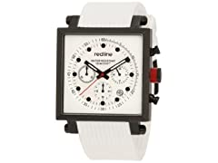 Red Line 50036-BB-02-WHT Compressor2 Chronograph IP