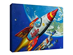 Eric Joyner Space Patrol II Canvas Art