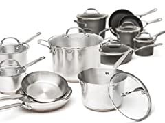 KitchenAid Cookware Set - 2 Styles