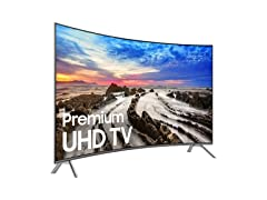 "Samsung 55"" Curved 4K 240MR Web LED TV"
