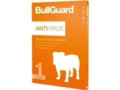 BullGuard Antivirus 2017 - 1 User/1YR