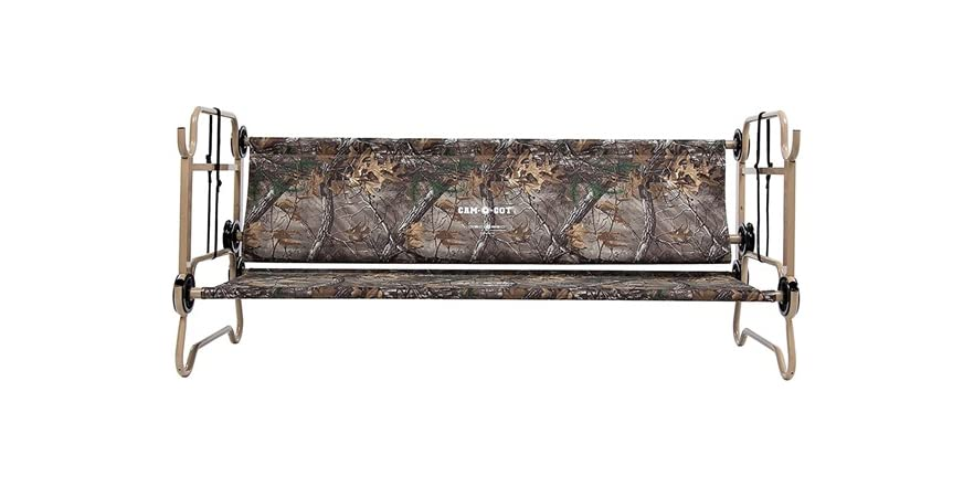 Disc O Bed Realtree XTRA Cam O Bunks Sports & Outdoors