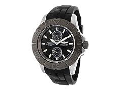 Pro Diver Watch, Black
