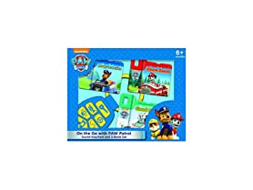 PI Kids Keychain Book Box Paw Patrol
