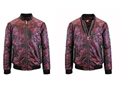 Mens Aviator Flight Bomber Jackets