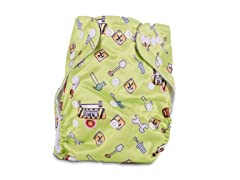 JSB Under Construction Cloth Diaper