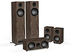 Jamo Studio Series Walnut Home Cinema System