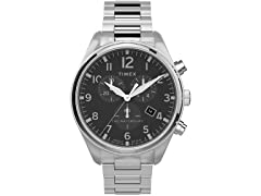 Timex Men WaterburyChronograph SS Watch