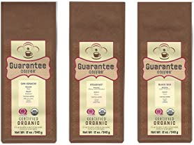 Guarantee Coffee Whole Bean Sampler (3)